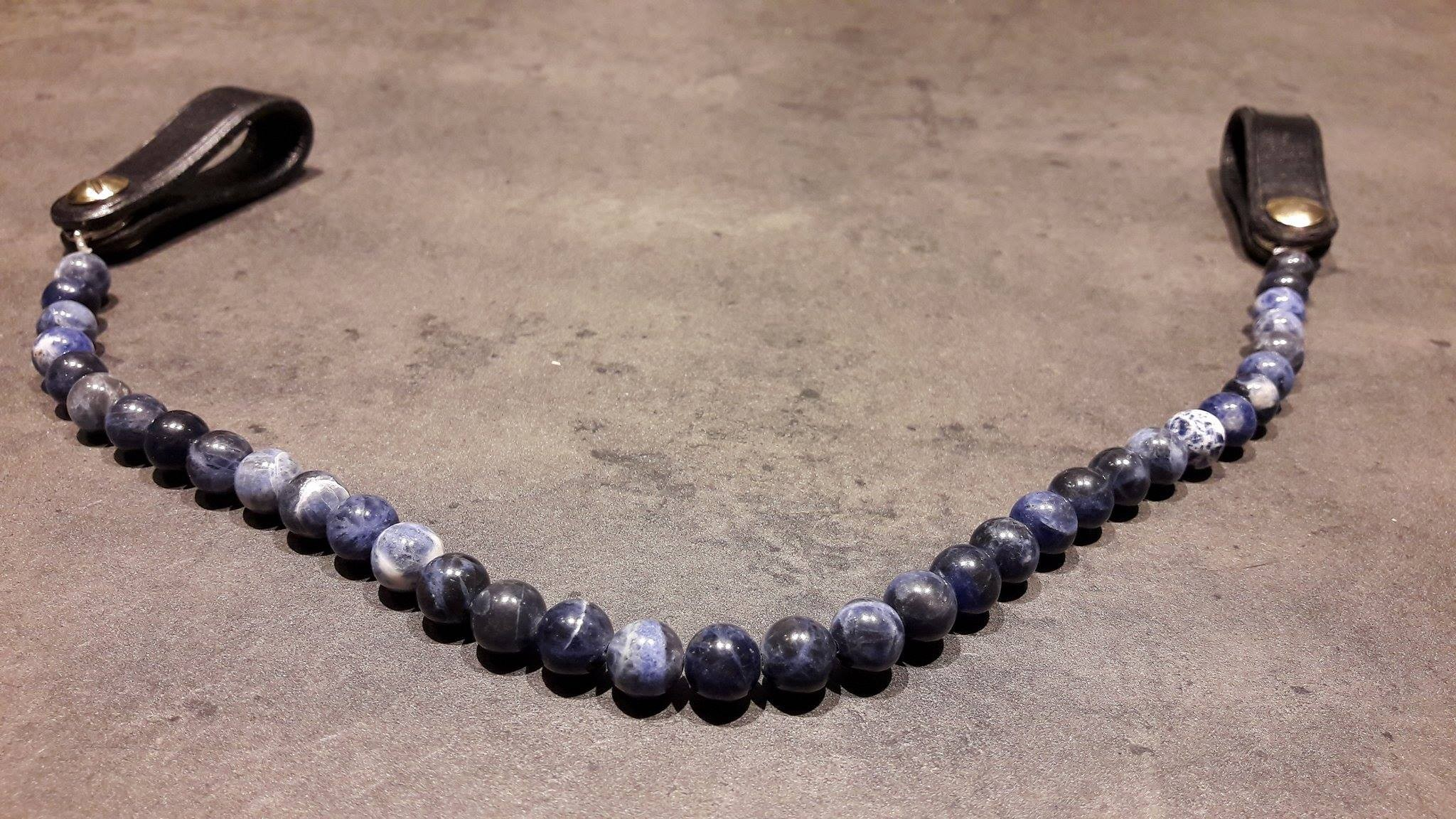 Frontal Sodalite - Concentration
