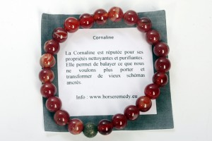 Bracelet Cornaline