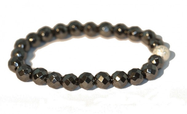 Bracelet Hématite - Volonté