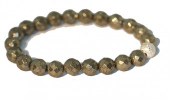 Bracelet Pyrite