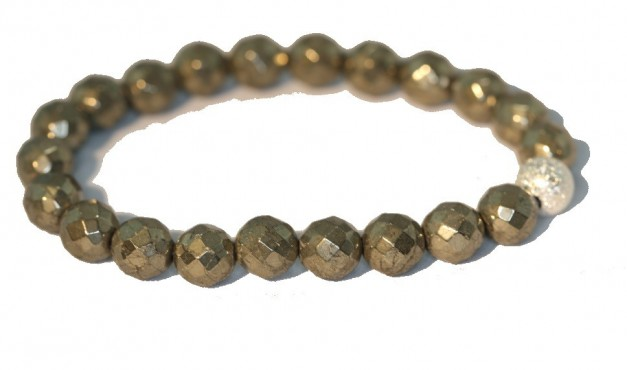 Bracelet Pyrite