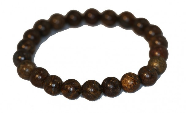 Bracelet Bronzite - Protection émotionnelle