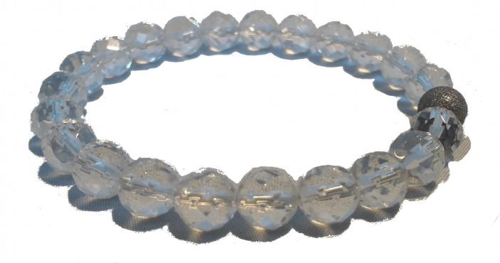 Bracelet Cristal de roche - Programmation