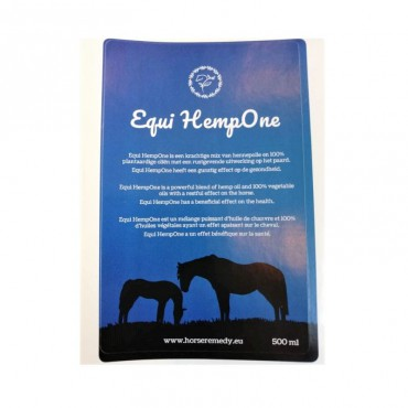 Equi Hemp One