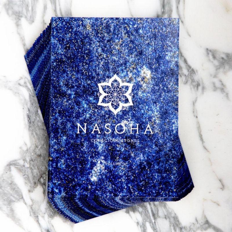 Les 50 cartes de Nasoha - Volume III