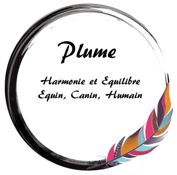 Praticien Cavasso - Plume - Harmonie et Equilibre Equin, Canin, Humain